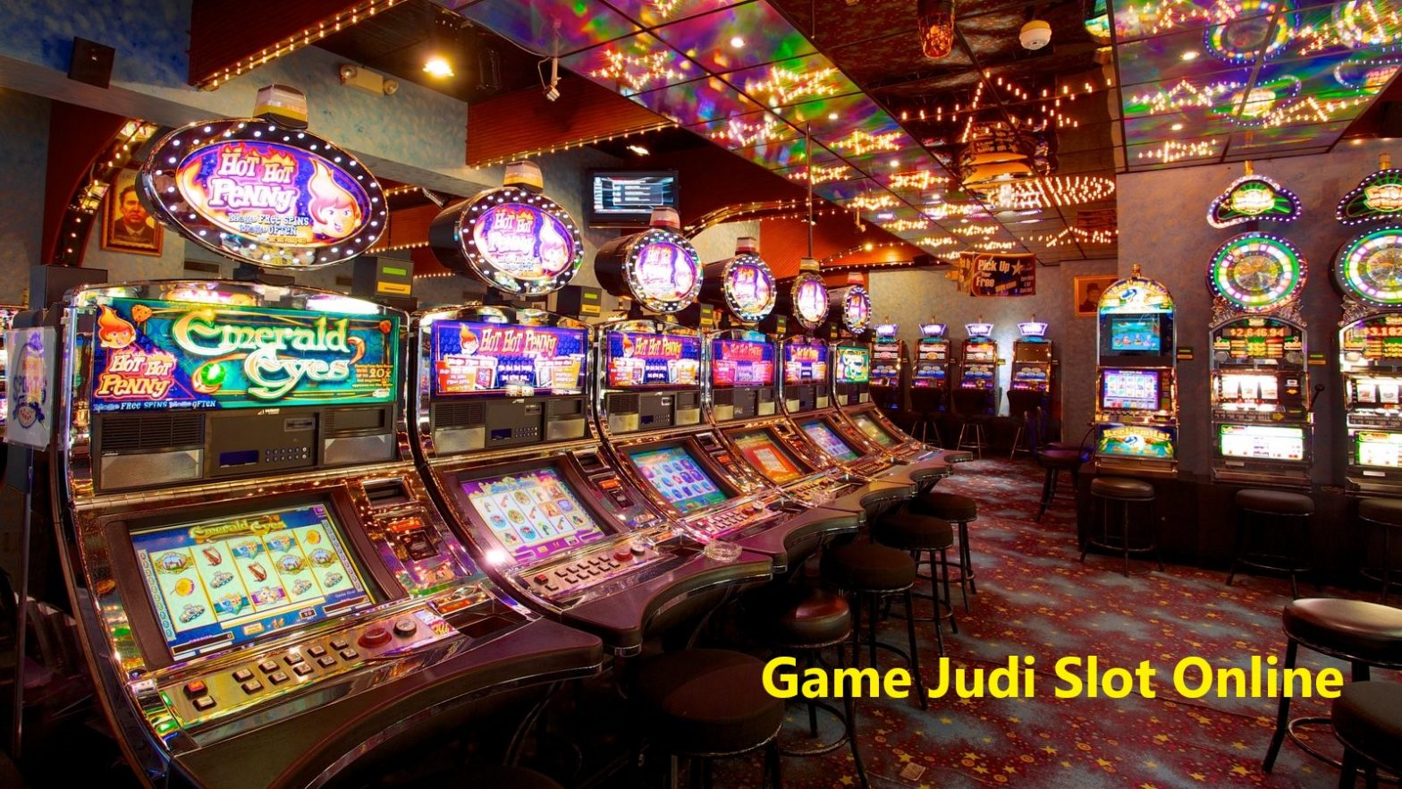 Games Mesin Slot Online