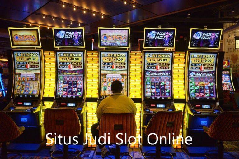 Situs Judi Slot Online Terpercaya Dan Terbaru 2021