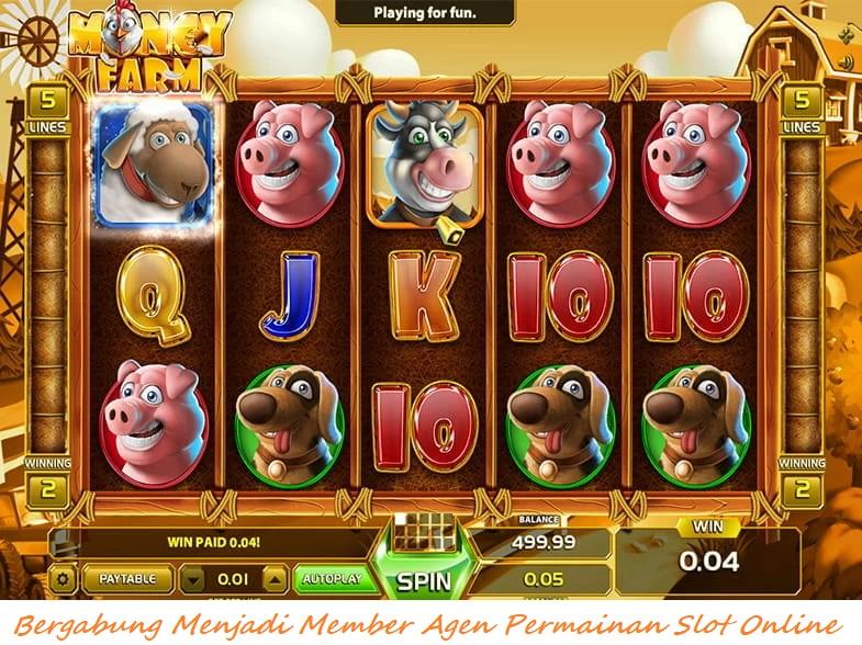 Bergabung Menjadi Member Agen Permainan Slot Online