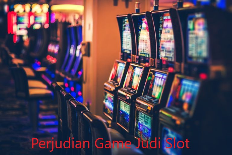 Judi Slot Mesin Jackpot